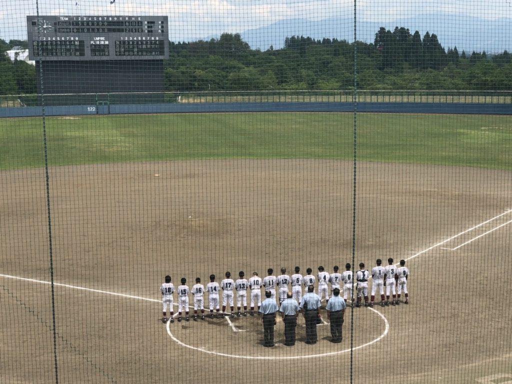 FMはなび 高校野球&少年野球(中学生) 実況生中継のお知らせ