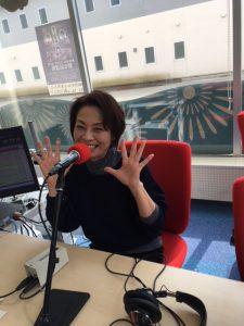 【FMはなび開局6周年記念コラム】 ①高橋京子